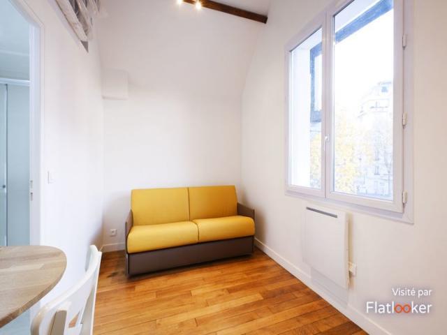 Location saisonni re appartement paris 19 75019 1605103 for Appartement atypique 75019