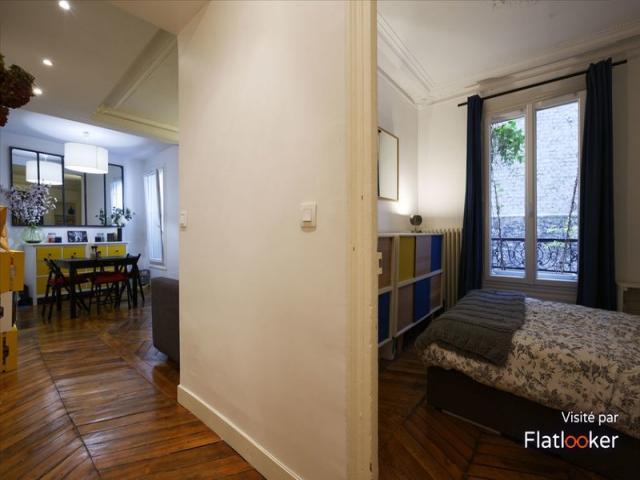Location saisonni re appartement paris 18 75018 1594285 for Location paris 18