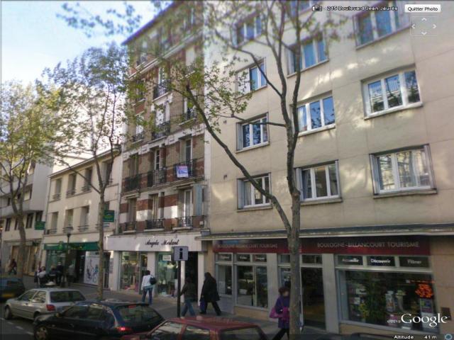 Location saisonni re commerce boulogne billancourt 92100 - Location meublee boulogne billancourt ...