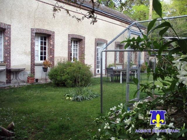 Location saisonni re maison st maur sur le loir 28800 229131 for Achat maison saint maur
