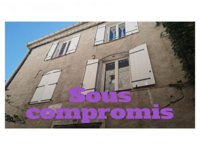 Achat appartement calvisson immobilier calvisson 30420 for Achat maison calvisson