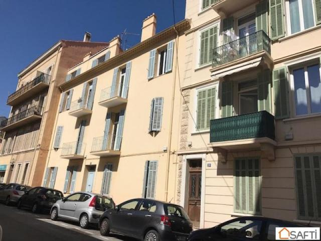 Achat appartement cannes immobilier cannes 06400 6165024 for Achat maison cannes