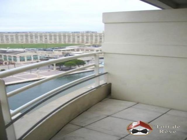 Achat appartement montpellier immobilier montpellier - Code postal port marianne montpellier ...