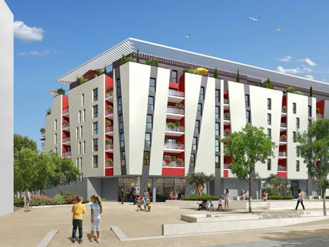 Achat appartement nimes immobilier nimes 30000 6117139 for Achat maison nimes