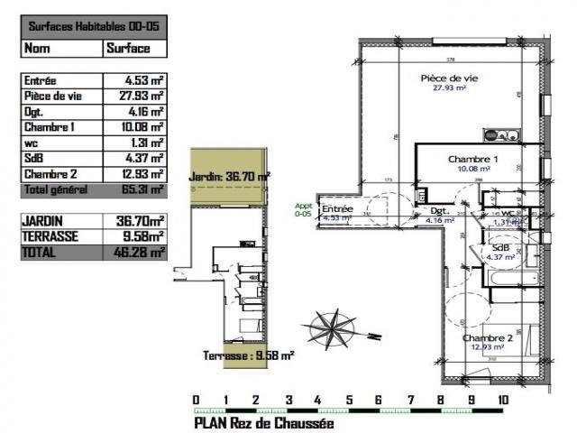 achat appartement tassin la demi lune immobilier tassin la demi lune 69160 6356127. Black Bedroom Furniture Sets. Home Design Ideas