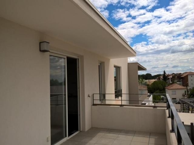 Achat appartement baillargues immobilier baillargues for Achat appartement t4