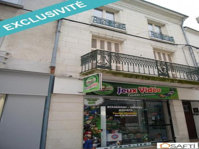 Achat immeuble chatellerault immobilier chatellerault for Code postal chatellerault