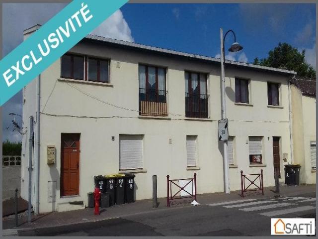 Achat immeuble pecquencourt immobilier pecquencourt 59146 for Immeuble en vente