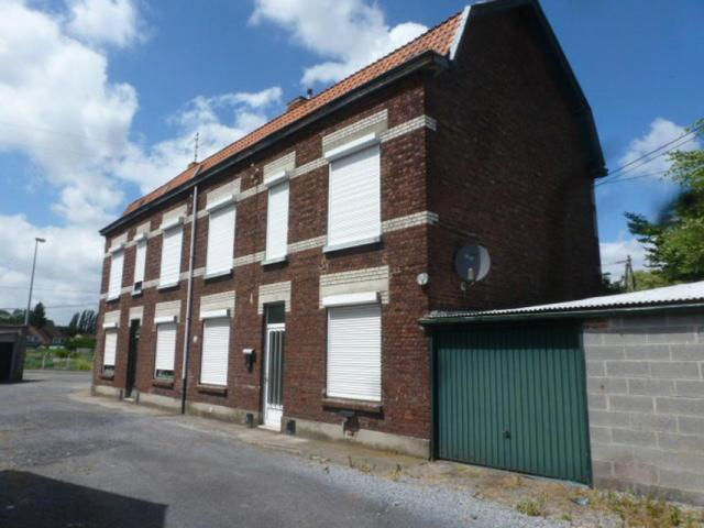 Achat immeuble tourcoing immobilier tourcoing 59200 224677 for Garage rue nationale tourcoing