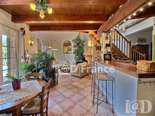 Achat maison allauch immobilier allauch 13190 16336484 for Maison allauch