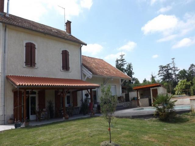 Achat maison auch immobilier auch 32000 15063022 for Achat maison auch