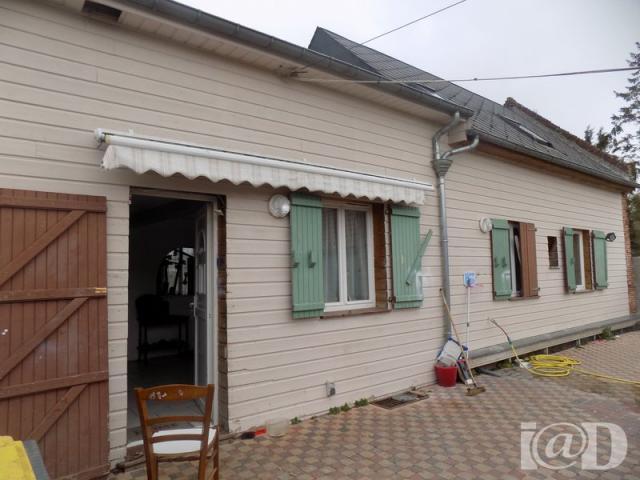 Achat maison breteuil immobilier breteuil 60120 14765308 for Achat maison