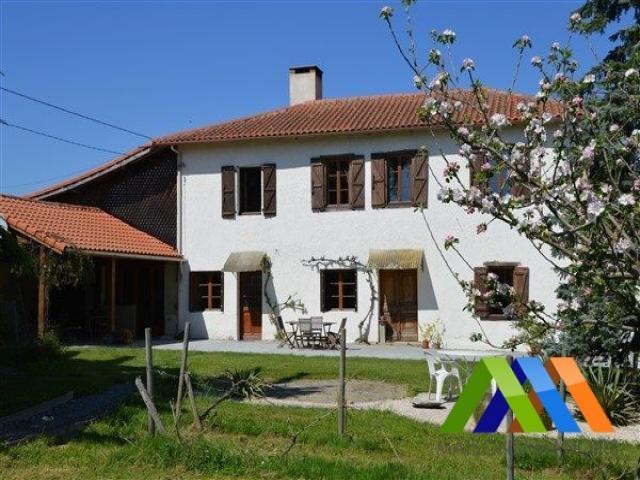 Achat maison castelnau magnoac immobilier castelnau for Achete maison
