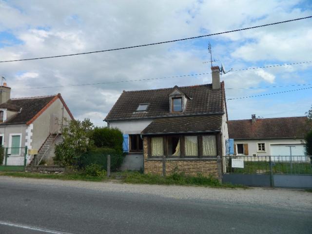 Vente maison charenton du cher achat maison charenton du cher ref - Maison du monde theiere ...