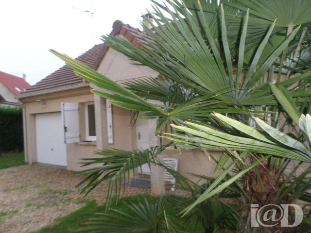 Achat maison claye souilly immobilier claye souilly 77410 for Terrain claye souilly