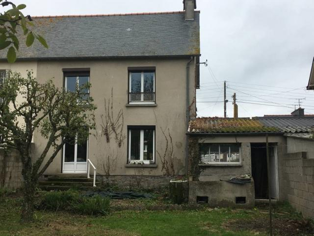 Achat maison chateau malo immobilier chateau malo 35400 for Achat maison