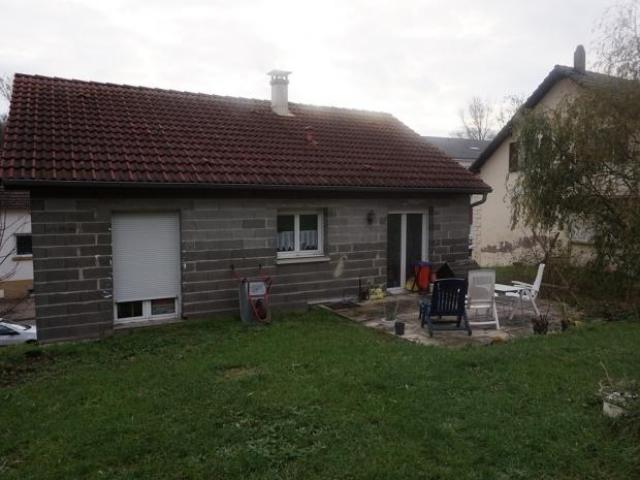Achat maison forbach immobilier forbach 57600 15519960 for Vente achat maison