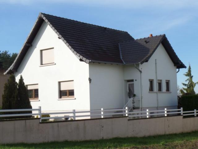 Achat maison herbitzheim immobilier herbitzheim 67260 for Achat maison 13