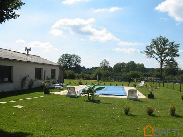Achat maison jarnages immobilier jarnages 23140 14691763 for Vente achat maison