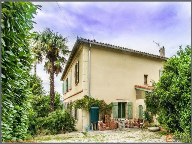 Achat maison levignac immobilier levignac 31530 15094997 for Achete maison