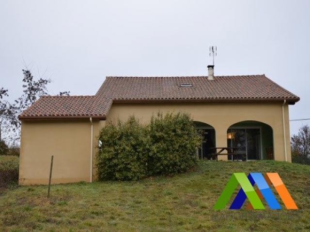Achat maison masseube immobilier masseube 32140 16419837 for Achete maison