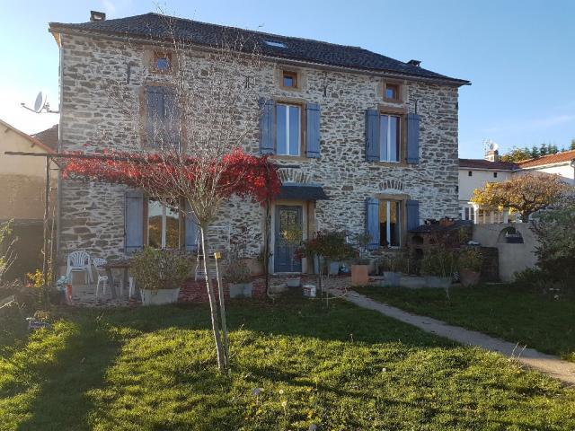 Achat maison mirandol bourgnounac immobilier mirandol for Achat maison