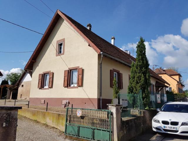 Achat maison mutzig immobilier mutzig 67190 16487720 for Vente achat maison