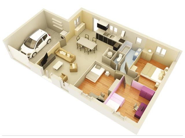 achat maison ondes immobilier ondes 31330 15865152. Black Bedroom Furniture Sets. Home Design Ideas