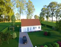 Immobilier maison Plaimpied Givaudins 18340 [1/23452602]