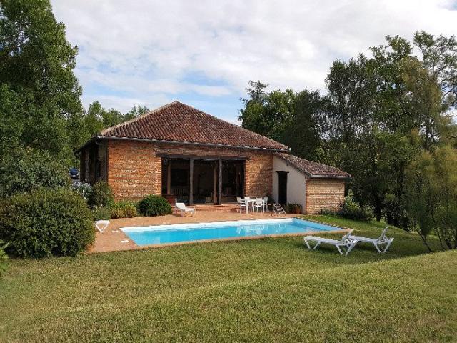 Achat maison sabonneres immobilier sabonneres 31370 for Vente achat maison