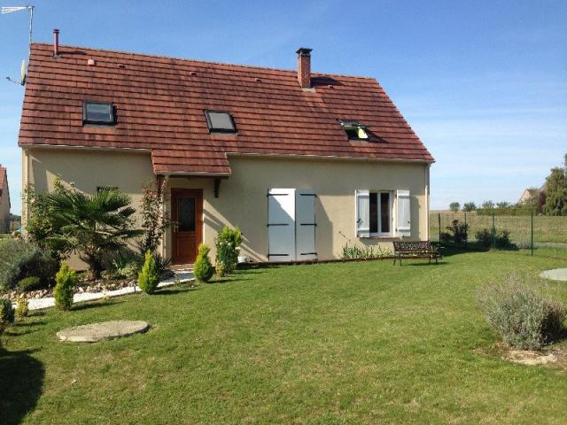 Achat maison seillac immobilier seillac 41150 16563844 for Achete maison