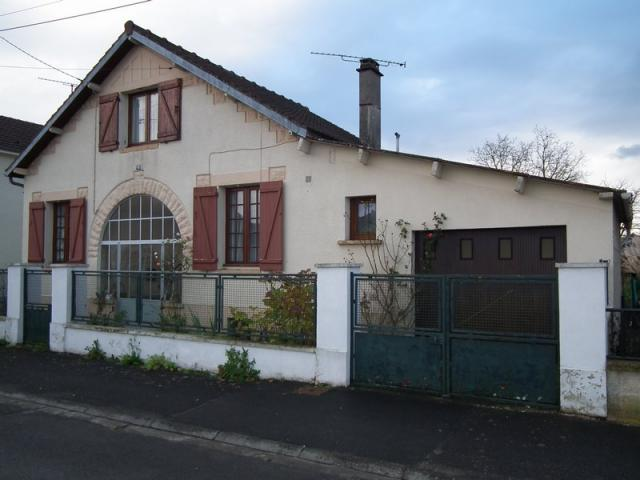 Achat maison soissons immobilier soissons 02200 16374799 for Maison soissons