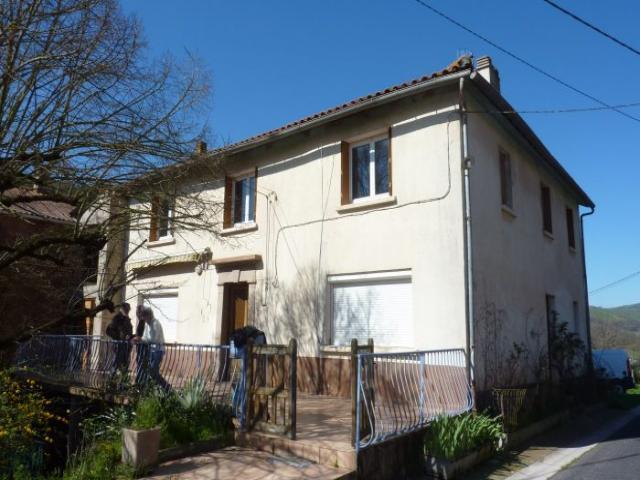Achat maison st izaire immobilier st izaire 12480 14474789 for Achat maison st xandre 17