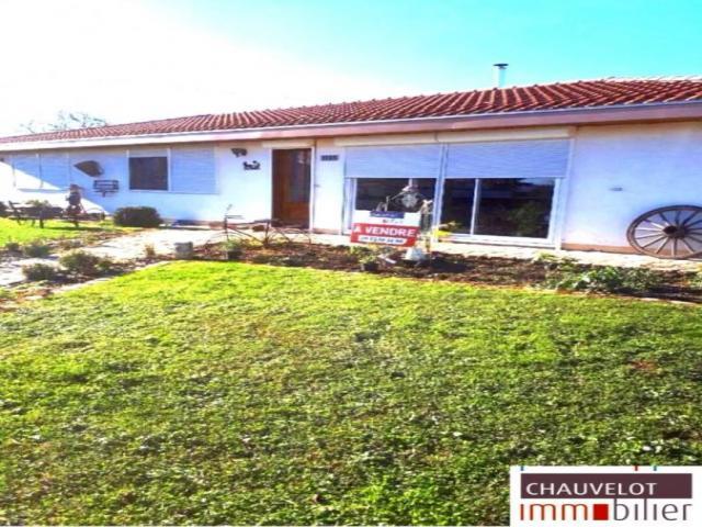 Achat maison toul immobilier toul 54200 16556012 for Maison toul