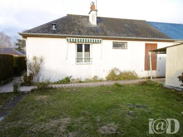 Achat maison tours immobilier tours 37000 16376789 for Vente achat maison