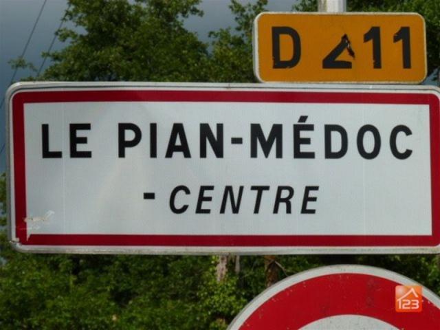 Achat terrain le pian medoc immobilier le pian medoc for Garage fiat pian medoc