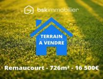 Achat terrain Remaucourt 08220 [4/6853528]