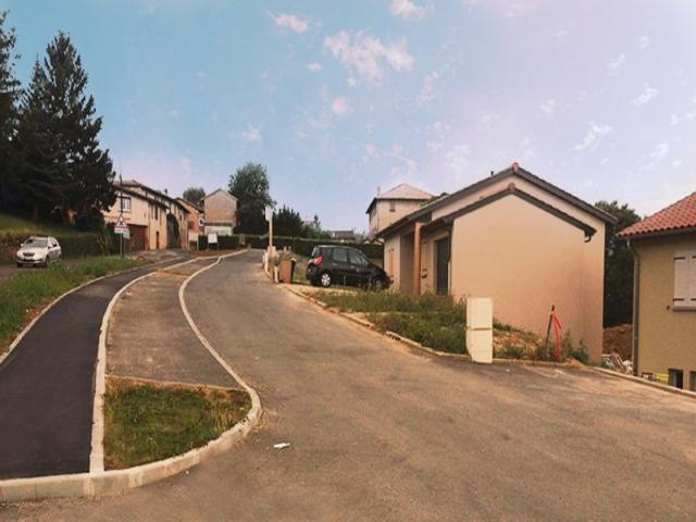 Achat terrain villefranche sur saone immobilier for Achat maison 69400
